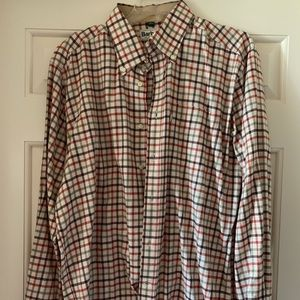 Barbour Tattersall Shirt - Size M - Regular Fit